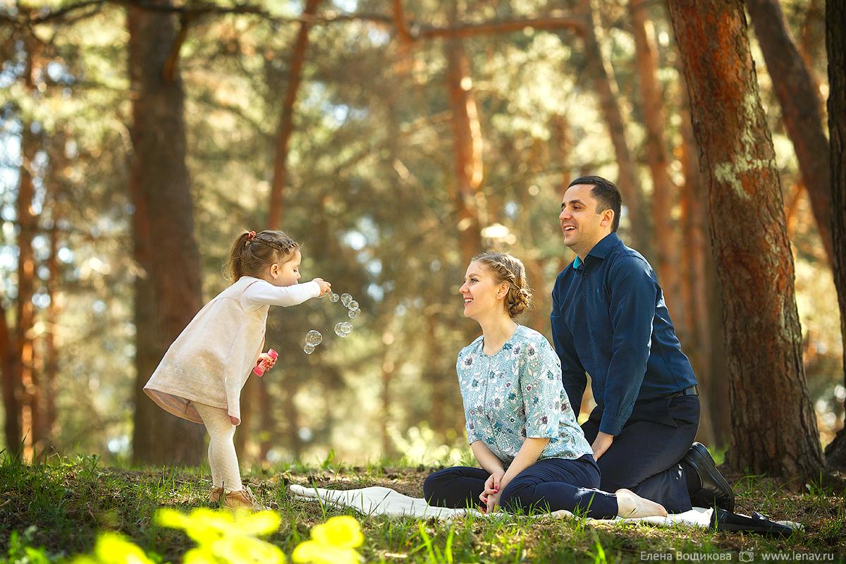 фото семьи на природе весной это мясорубке для