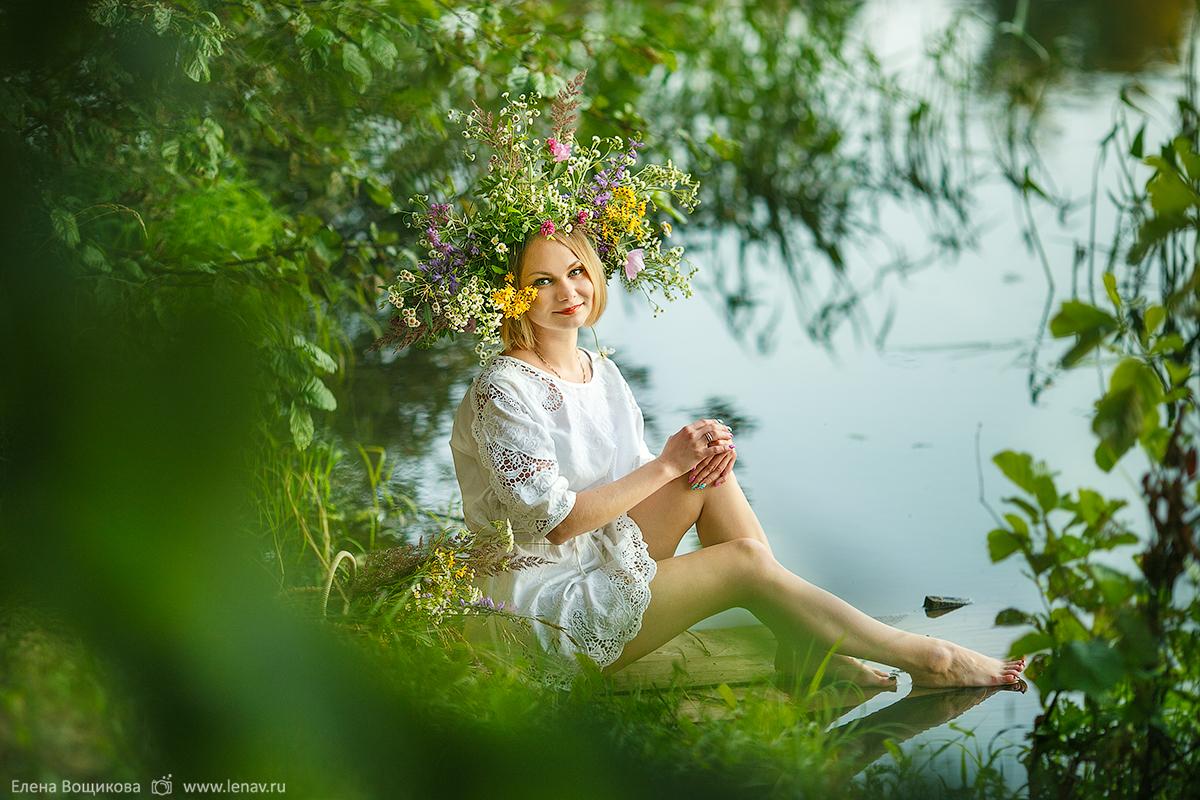 фотосессия для девушки на природе фотограф подароный сертификат на фотосессию нижний новгород