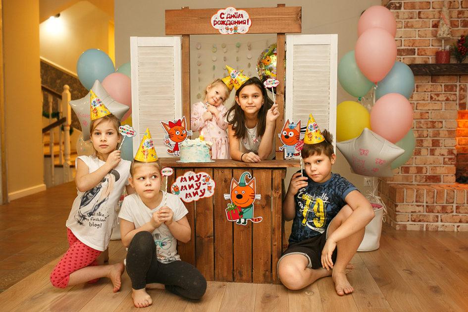 акция на фотосъёмку детского дня рождения нижний новгород