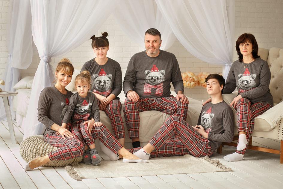 семейная фотосессия в фотостудии нижний новгород