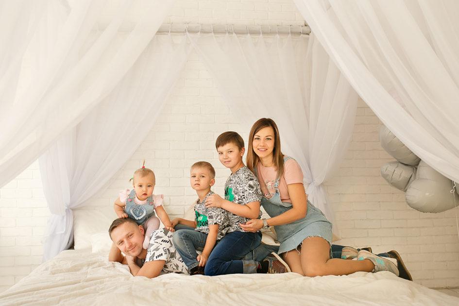 Фотостудии в калуге для семьи