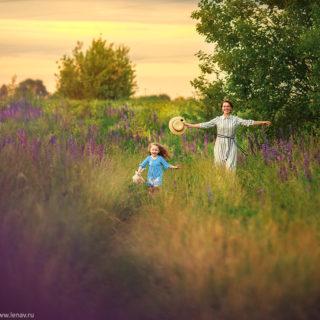 Летняя фотосессия. Фотограф из Нижнего Новгорода Елена Вощикова