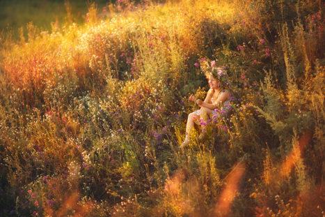 летняя фотосессия нижний новгород фотограф