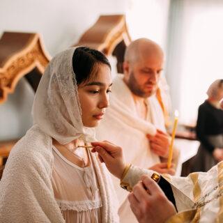 фотосъёмка крещения в нижнем новгороде
