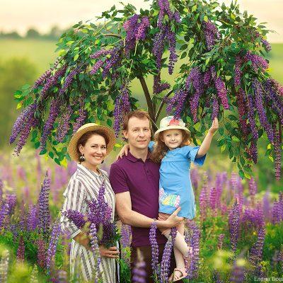 Весенняя и летняя фотосессия. Фотограф из Нижнего Новгорода Елена Вощикова